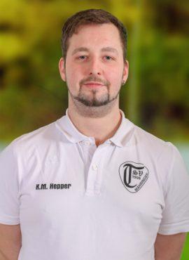 Hepper, Kai Martin